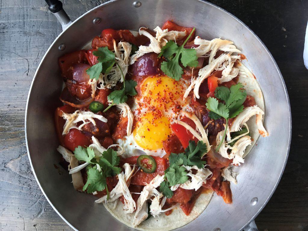 Huevos Racheros