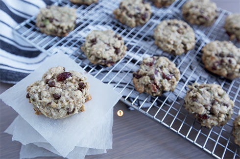 Super Seedy Chocolate Chip Cookies