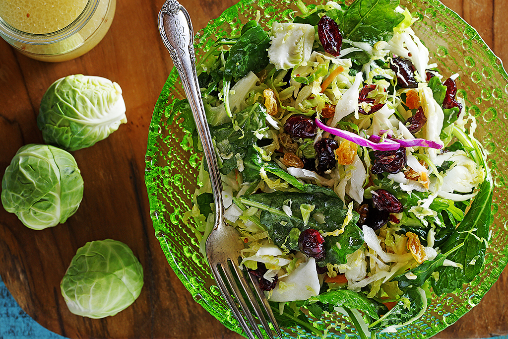 All Canadian Salad Eat Well