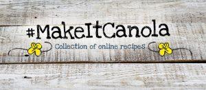 #MakeItCanola for #Canada150