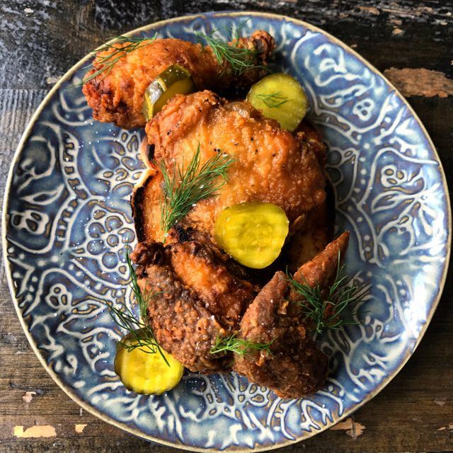 Nashville Hot Chicken