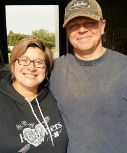 Ellen Pruden and Jay Derkach | www.canolaeatwell.com
