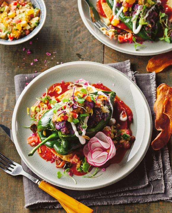 Chile Rellenos - Ottawa Cooks