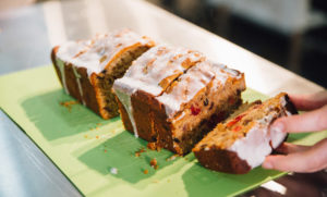Claire Tansey's Mincemeat Tea Cake