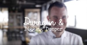 Diving in and Digging Deeper with Chef Ned Bell