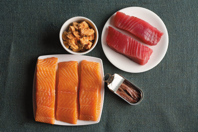 Sustainability: Seafood