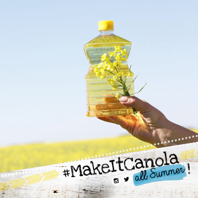 #MakeItCanola This Summer!