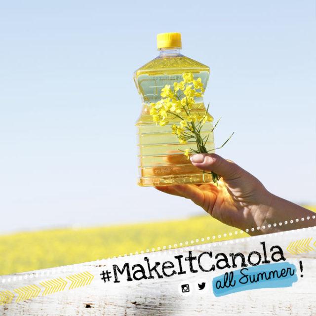 #MakeItCanola This Summer!