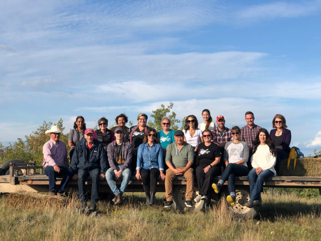 Highlights from #CanolaConnect Harvest Camp 2019