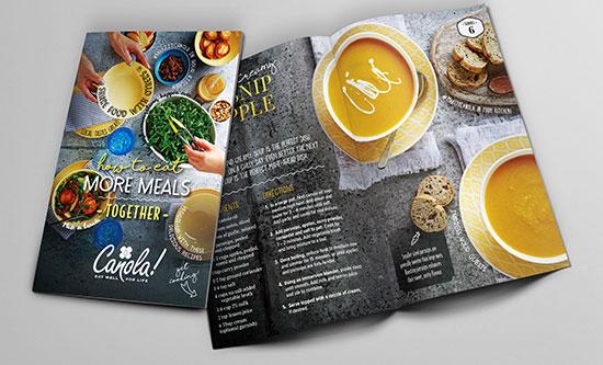 Eat More Meals Together Recipe Booklet