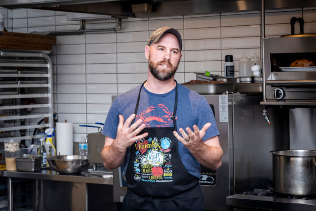 Choose Canadian Ingredients: Meet Chef John Horne