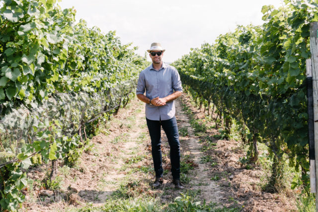 Farm to Food Connections: Meet Will Bergmann