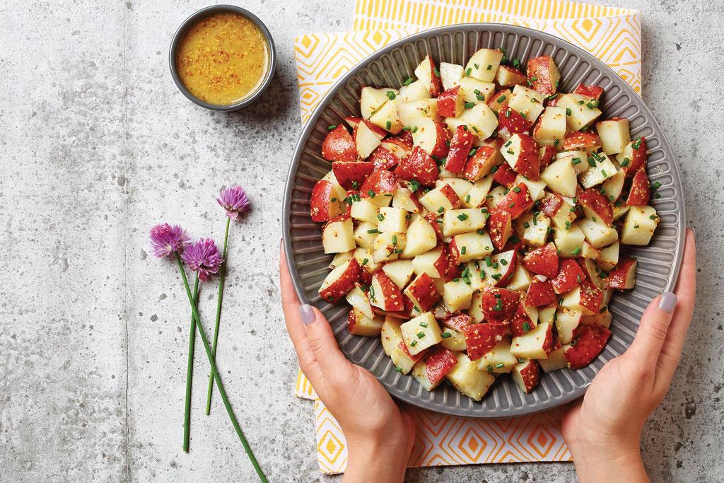 Canadian Potato Salad
