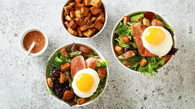 Bistro Turkey Bacon Salad