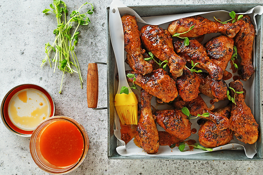 Peri Peri Chicken Drumsticks