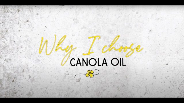 Why Choose Canola For Your Kitchen