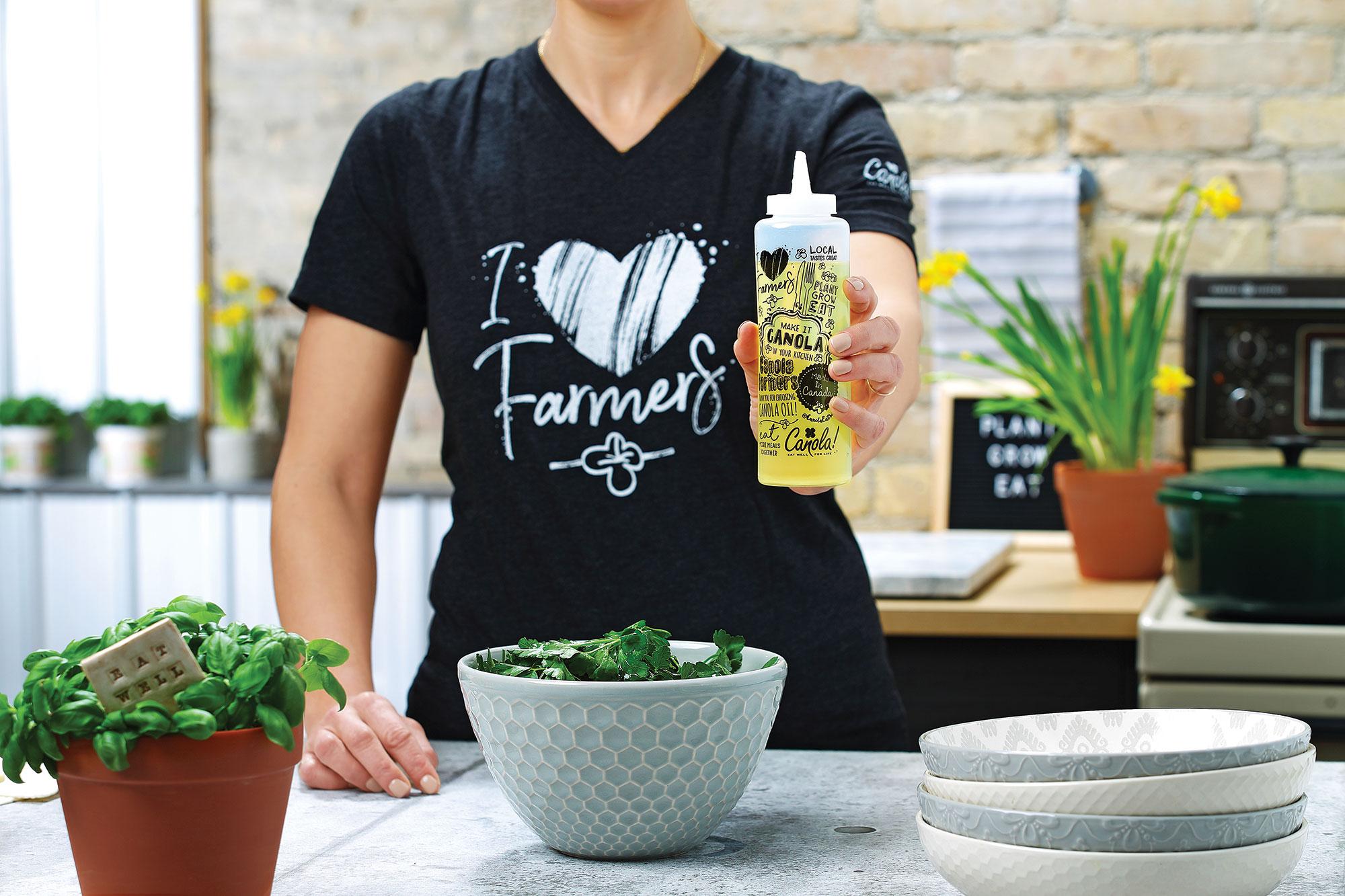 #MakeItCanola in Your Kitchen This Summer