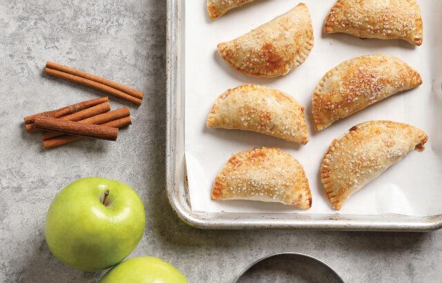 Spiced Apple Empanadas